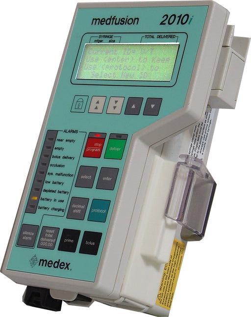 Medex Medfusion 2010i Infusion Pump (Refurbished)