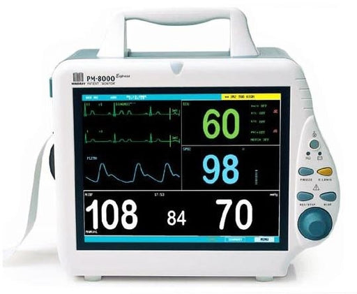 Mindray PM-8000 Express Patient Monitor (Refurbished)