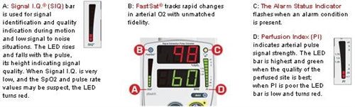 Masimo Rad-5 Pulse Oximeter (NEW)
