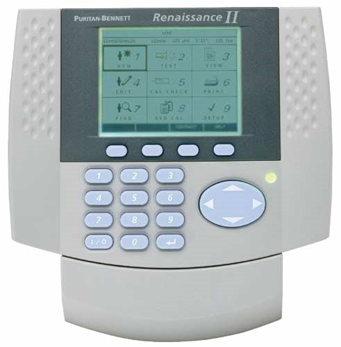 Puritan Bennett Renaissance II Spirometry System (Refurbished)