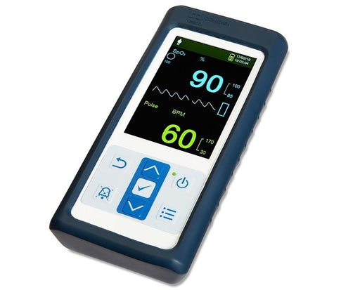 Nellcor PM10N Portable SpO2 Patient Monitoring System