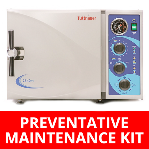 Tuttnauer Preventative Maintenance Kit for 2540M Autoclave