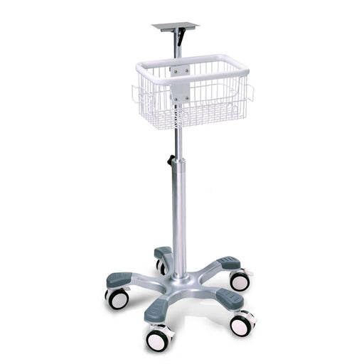Rolling Stand for Criticare nGenuity 8100 Monitor (NEW)