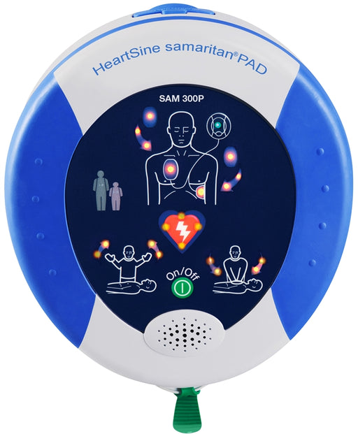 HeartSine Samaritan 300P AED (Refurbished)
