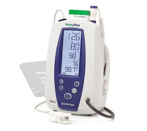 Welch Allyn 420 Series Spot Vital Signs Monitor (NEW)