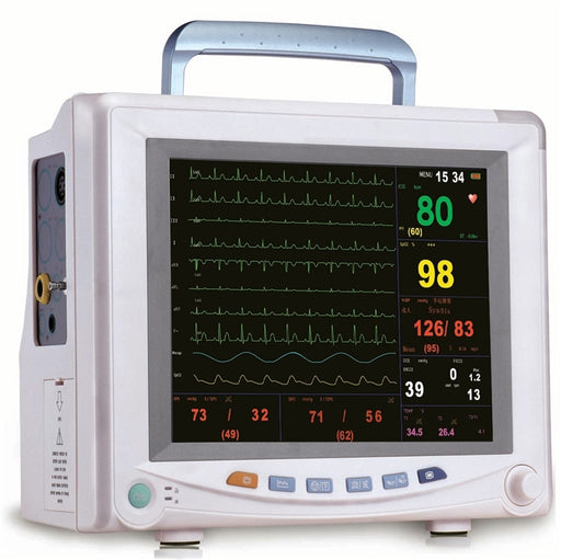 Venni VI-1220P 12.1in Multi-Parameter Patient Monitor (NEW)