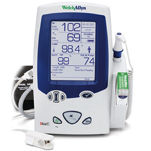 Welch Allyn Spot Vital Signs LXi Monitor (Refurbished)