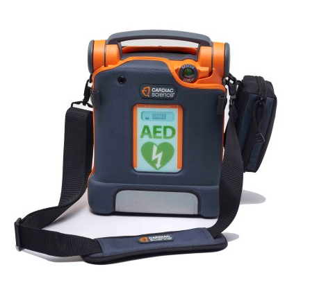 Cardiac Science Semi-Rigid Carry Case for Powerheart G5 AED (NEW)