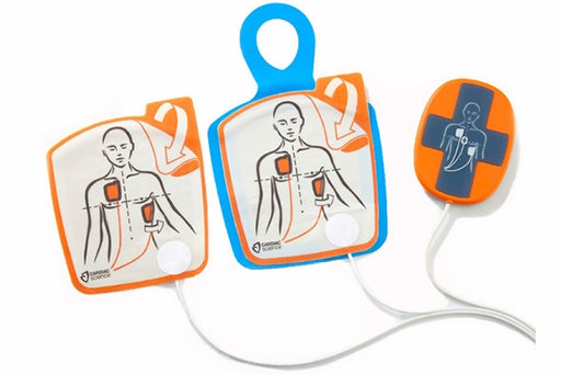 Cardiac Science Intellisense ICPR Pads for G5 Powerheart AED