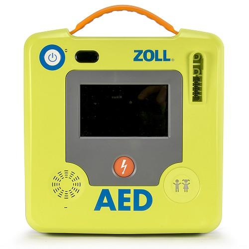 Zoll AED 3 Defibrillator. Configurations: Fully Automatic, Semi-Automatic & BLS