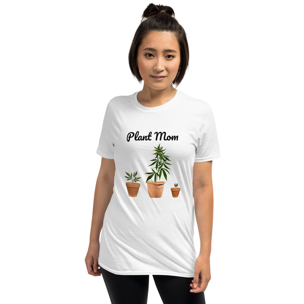 Plant Mom Grow Hemp Plants