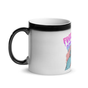 """F Off "" Magic Mug"