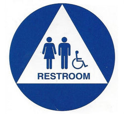 Restroom Signage Packs - Let's Make It Easy!