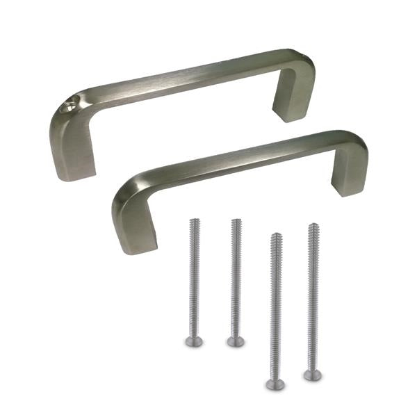 Stainless Steel Door Pull Set 418937
