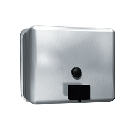 Liquid Soap Dispenser Surface Mount - ASI-9343