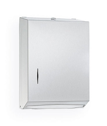 Surface Mount Roll Paper Towel Dispenser, Bradley 250-15