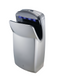 Hand Dryer, ABS Silver, Dual Sided Wall Mount ADA Compliant - Bradley-2921-SOOOH