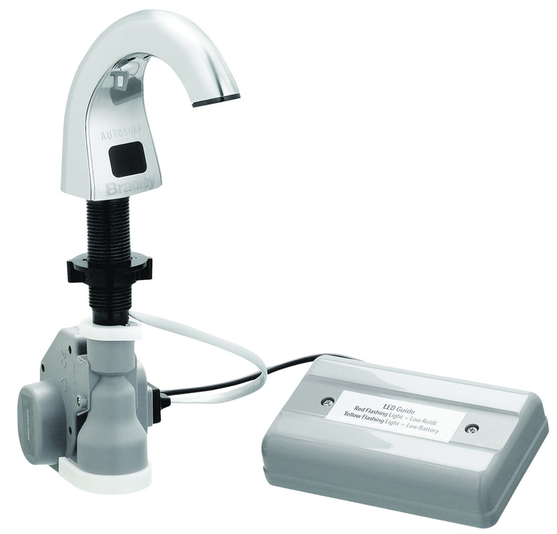 Counter Mounted Soap Dispenser, Sensor Operated - Bradley-6315-000000