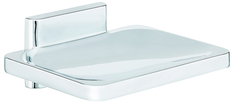 Soap Dish, Chrome Plated-Bradley - 921-000000