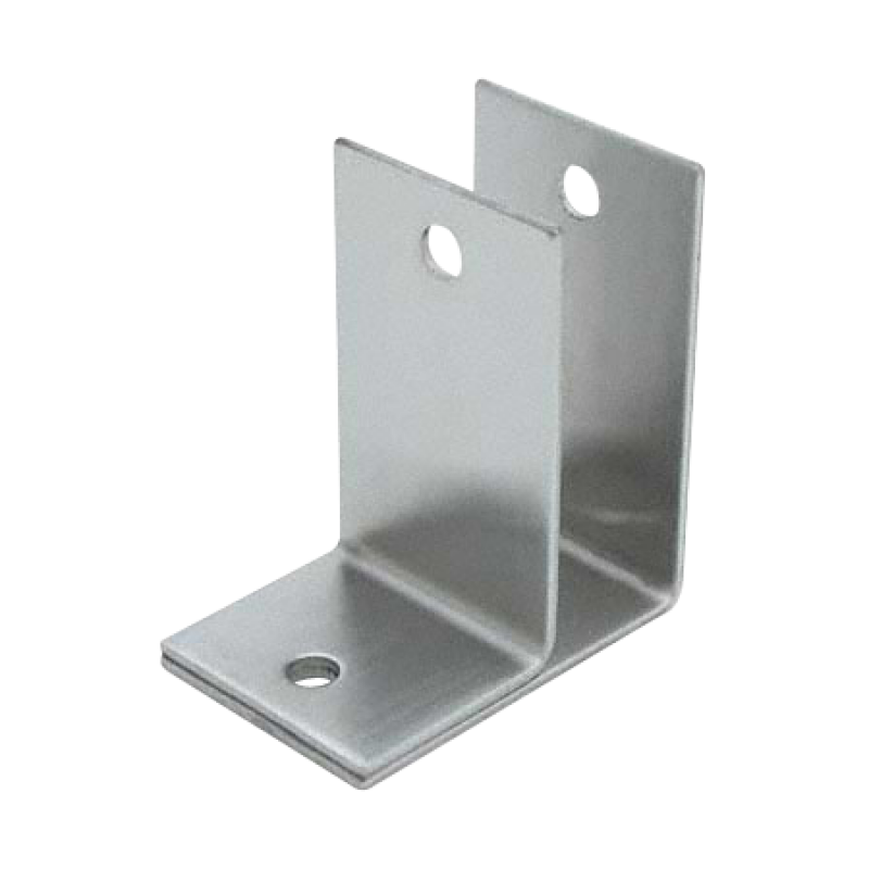 Stamped Stainless Steel, Wall Bracket 0164