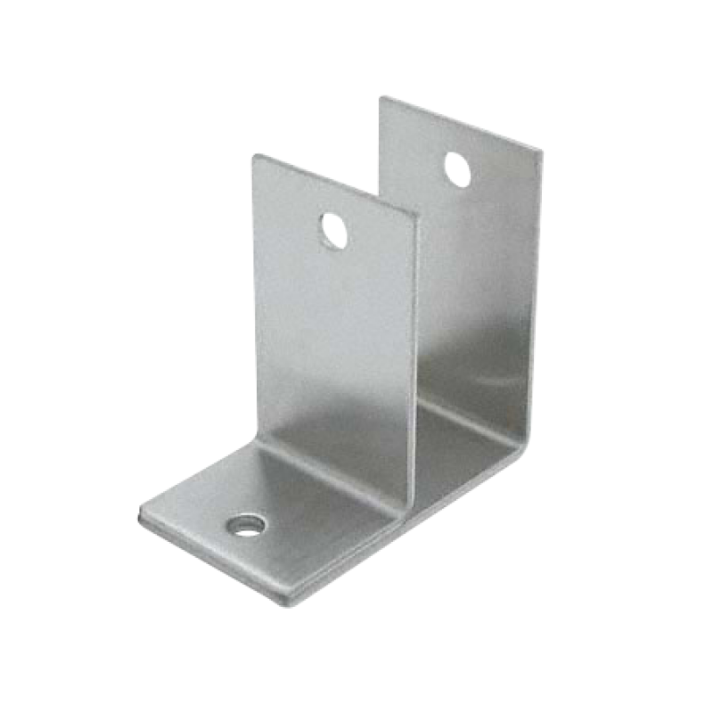 Stamped Stainless Steel, Wall Bracket 0184