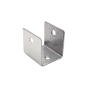 "Stamped Stainless Steel, U Bracket For 1-1/4"" Material - 0194"