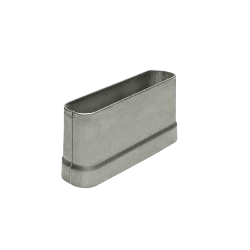 "3"" High, Stainless Steel, Pilaster Shoe, For Baked Enamel Pilasters 06106"