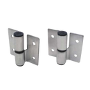 Stamped Stainless Steel, Surface Mounted Door Hinges 0707