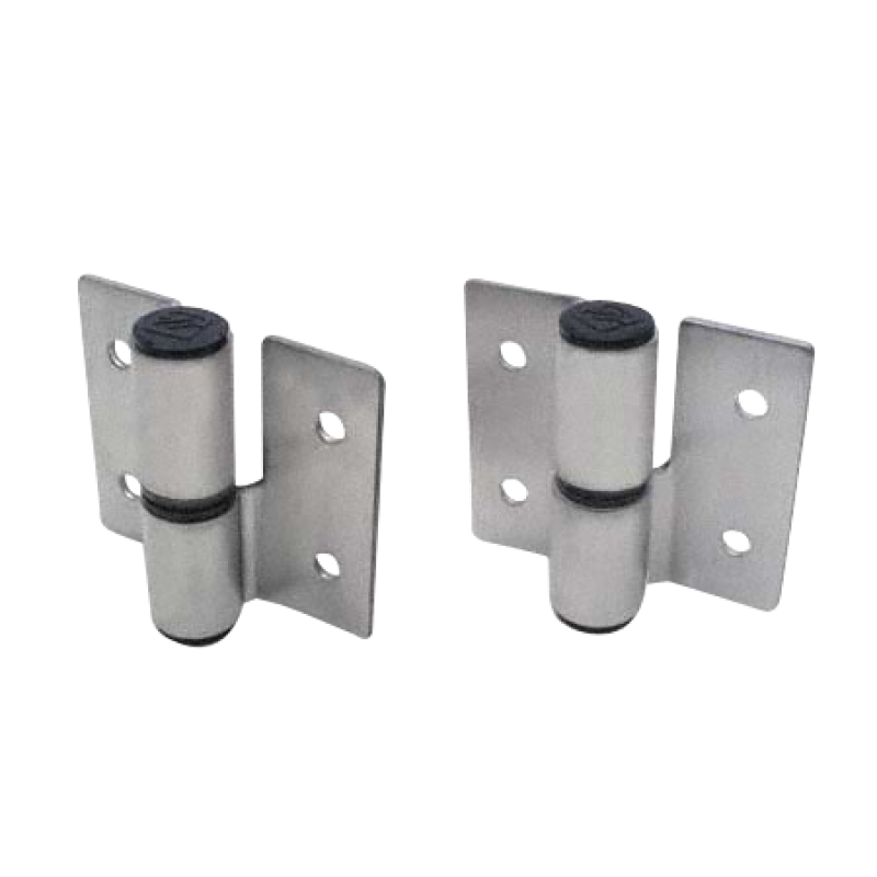 Stamped Stainless Steel, Surface Mounted Door Hinges 0708