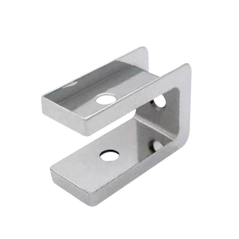 Chrome Plated Zamac, Partition Door Insert 1154