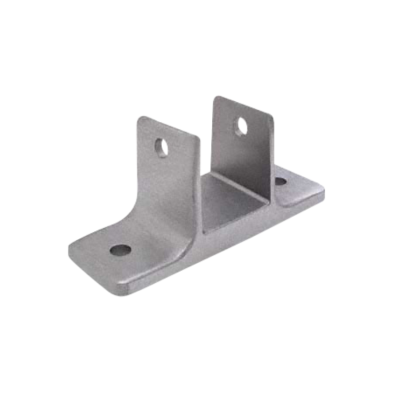 Chrome Plated Zamac, Wall Bracket 1181