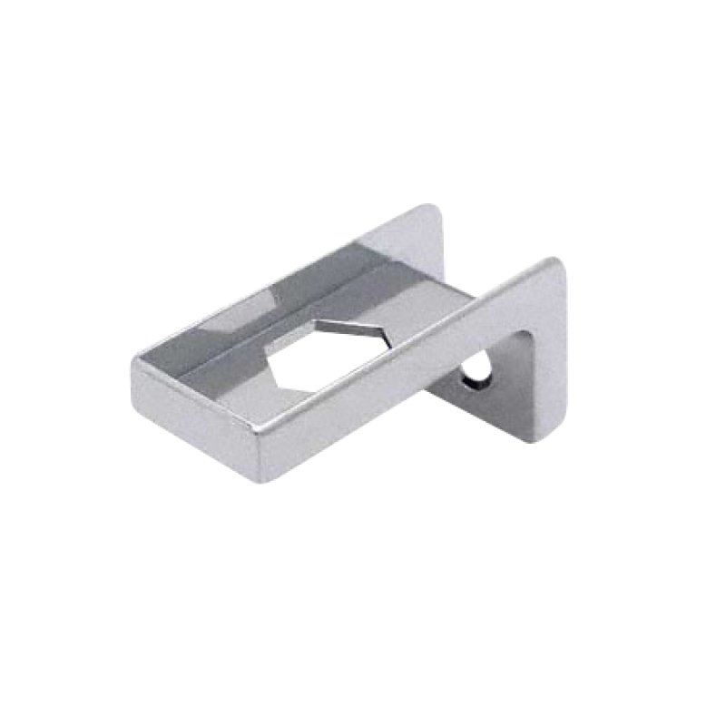 Chrome Plated Zamac, Partition Door Insert 1273