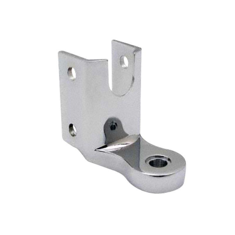 Chrome Plated Zamac Door Hinge Bracket 1306