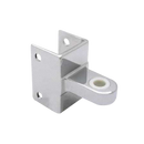Chrome Plated Zamac, Door Hinge Bracket 1393