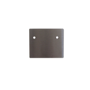 "Stainless Steel Plate, 4"" X 3-1/2"" 3734-Stainless Steel Plate"