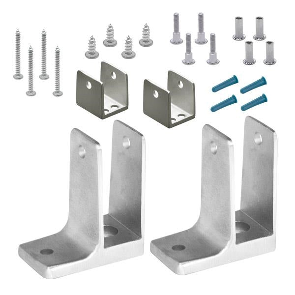 "Cast Stainless Steel, 1 Ear Panel Pack For 1"" Material - 41505"