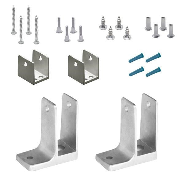 "Cast Stainless Steel, 1 Ear Panel Pack for 3/4"" Material - 41510"