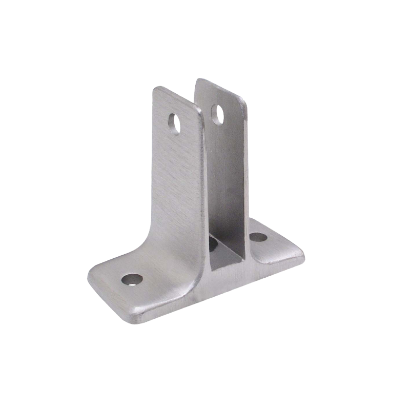 Cast Stainless Steel Two Ear Wall Bracket - 4162