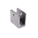 "Cast Stainless Steel, ""U"" Bracket for 1/2"" Material - 4187"