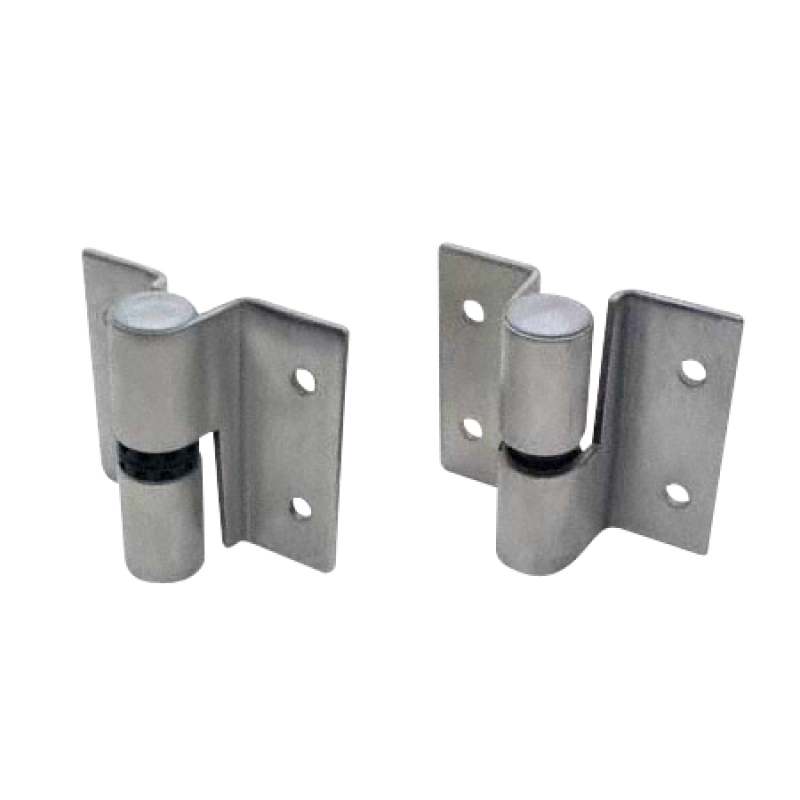 Stamped Stainless Steel, Surface Mounted Door Hinges 4706