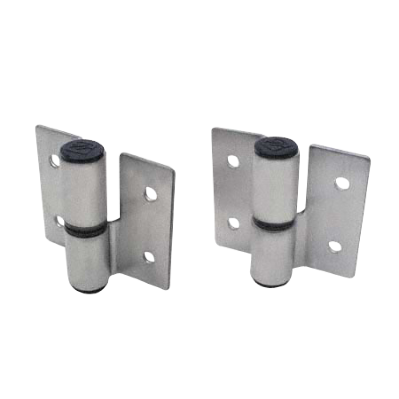 Stamped Stainless Steel, Surface Mounted Door Hinges 4710