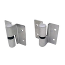 Cast Stainless Steel, Surface Mounted Door Hinge 4713