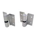 Cast Stainless Steel, Surface Mounted (TOP ONLY) Door Hinge 4715