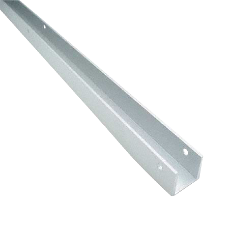 "Extruded Aluminum 57-1/2"" Wall Bracket For 3/4"" Material - 5206"