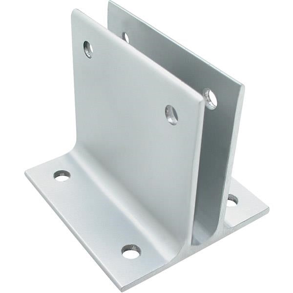 "Extruded Aluminum 1/2"" x 3"" Wall Bracket - 5220"