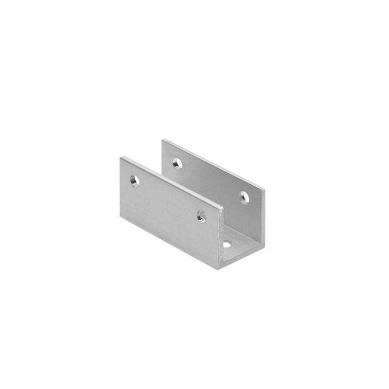 "Extruded Aluminum U Bracket for 1"" Material - 5230"