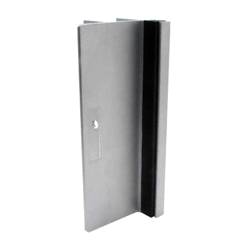 "Aluminum Extrusion Strike & Keep, 6"" High 9577"