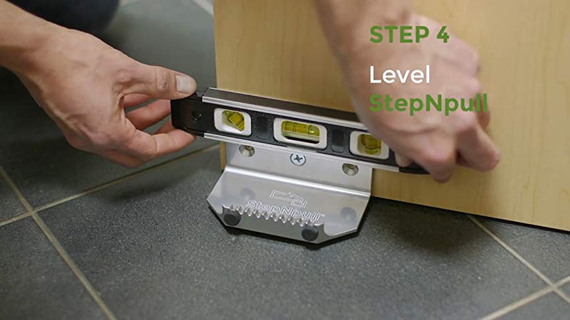 StepNpull Foot Operated Door Opener - SNP-612