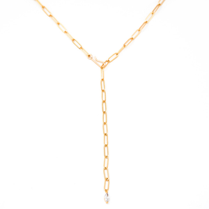 Lily Link Lariat