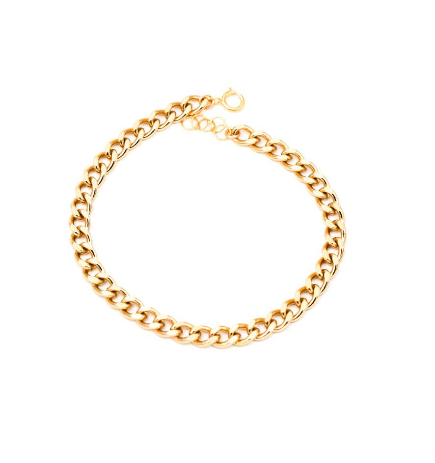 The Elliot Mini Chain Bracelet